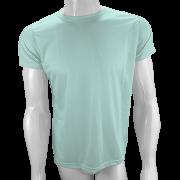 Camisa Poliéster Verde Bebe - Camiseta sublimação