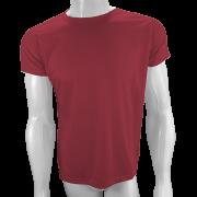 Camisa Poliéster Vermelha para sublimar