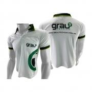 Camisas Polo Funcionário em sublimação - Grau Técnico