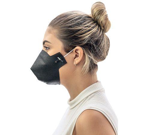 Máscara Anatomic 80g - Lavável - Pacote c/ 10 unidades.  - PBF GRAFICA E TEXTIL LTDA