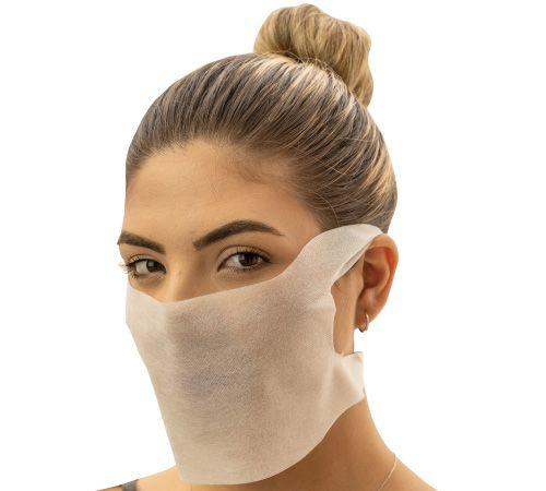 Máscara Descartável em TNT 40g c/ 1000 UND (Volume c/20 caixas com 50 und cada)  - PBF GRAFICA E TEXTIL LTDA