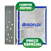 Kit 15 Pastas Isoflex A4 + Suporte Cap 15 Pastas