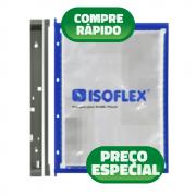Kit 5 Pasta Isoflex A4 + Suporte Cap 5 Pastas
