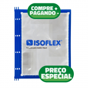 Kit com 5 Pastas Isoflex A4