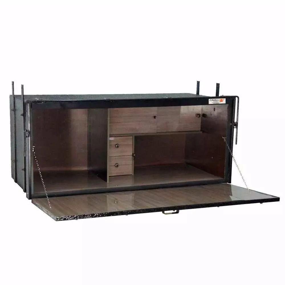 Caixa De Cozinha Cavalli Geladeira 645 X 1545 X 635