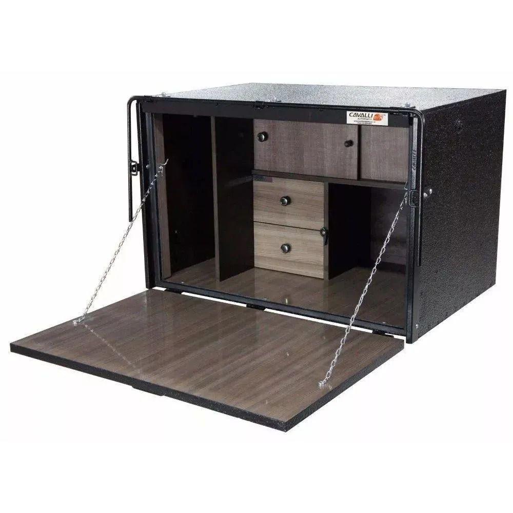 Caixa de Cozinha Cavalli Luxo 600 x 900 x 600