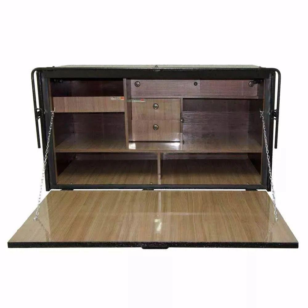 Caixa De Cozinha Cavalli Master 2 Andares 600 X 1100 X 600