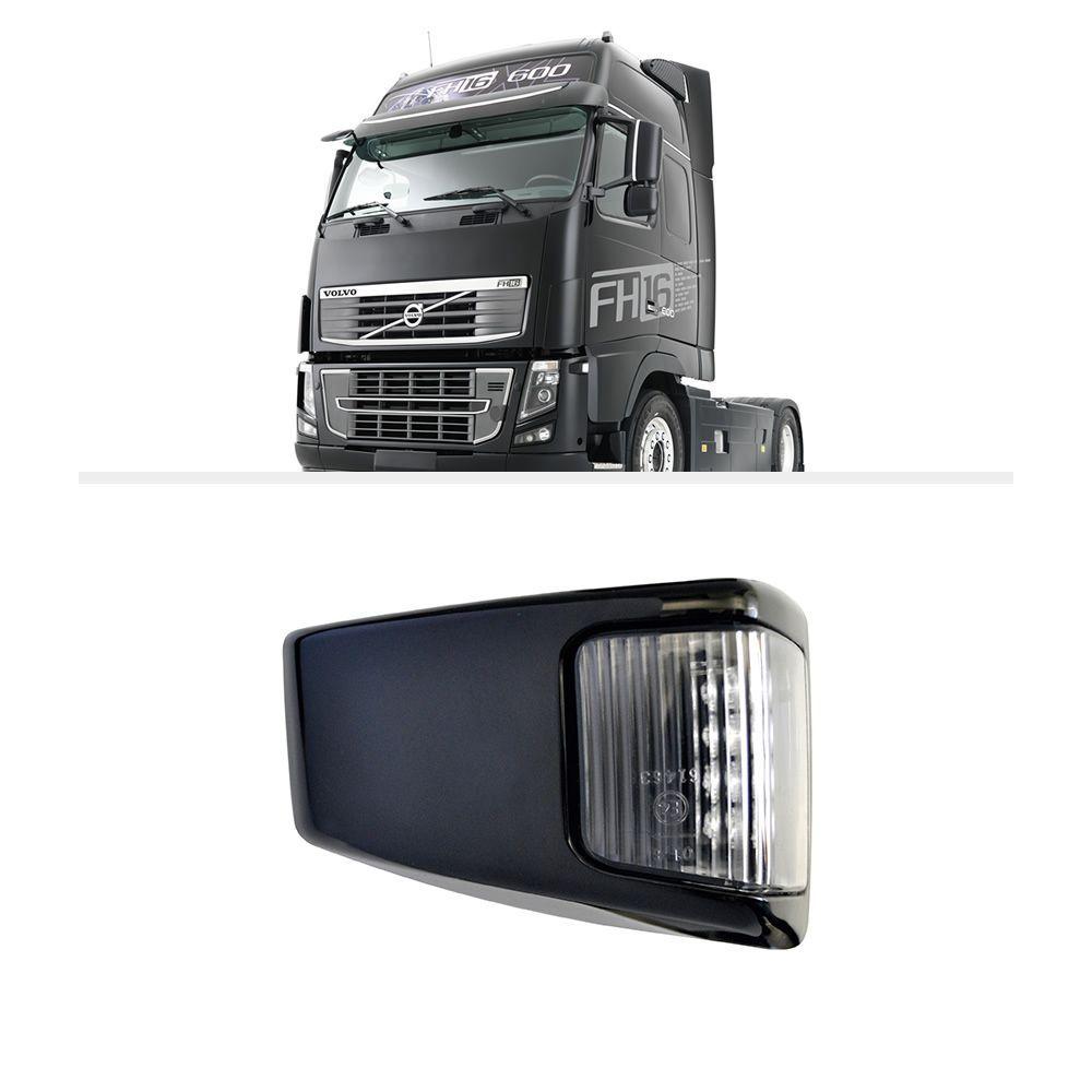 Lanterna Direcional Pisca Volvo FH 2004 a 2014