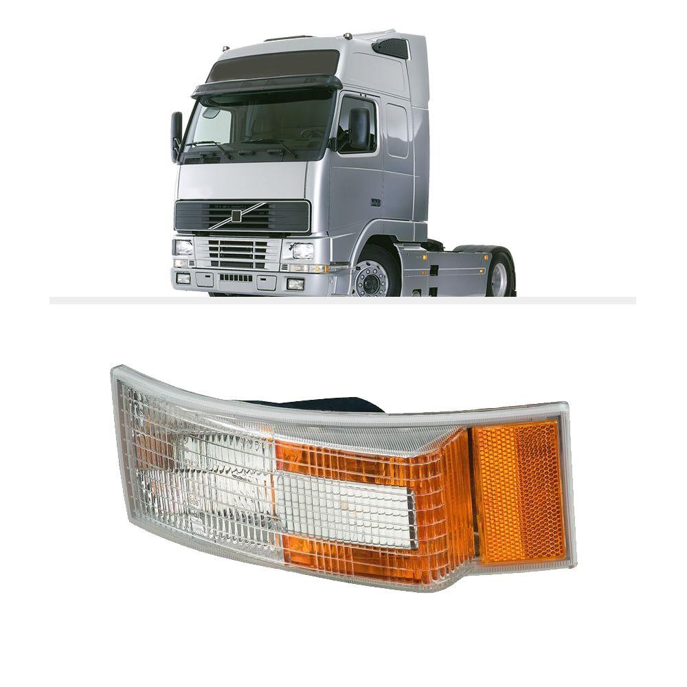Lanterna Direcional Pisca Volvo FH até 2003