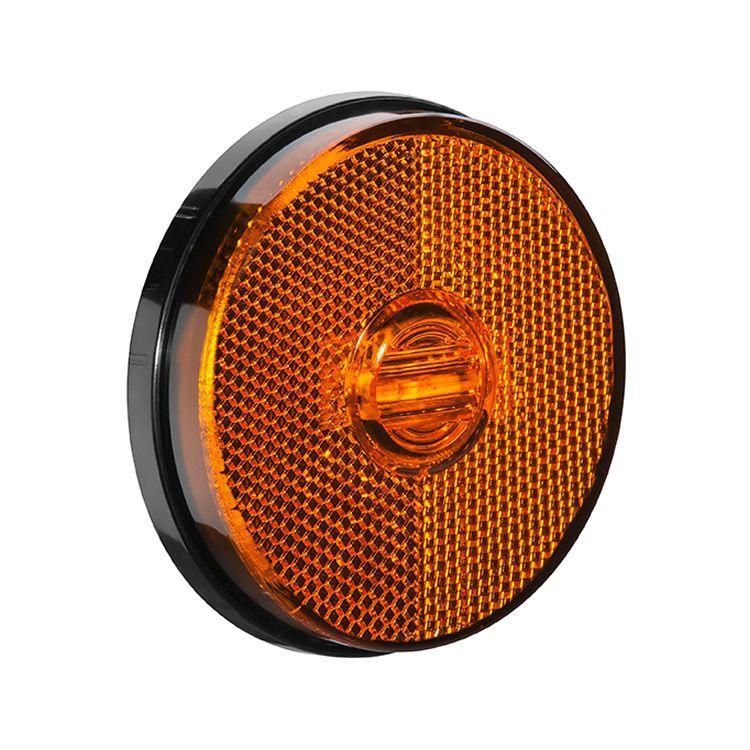 Lanterna Lateral Sem Suporte LED Ø85mm