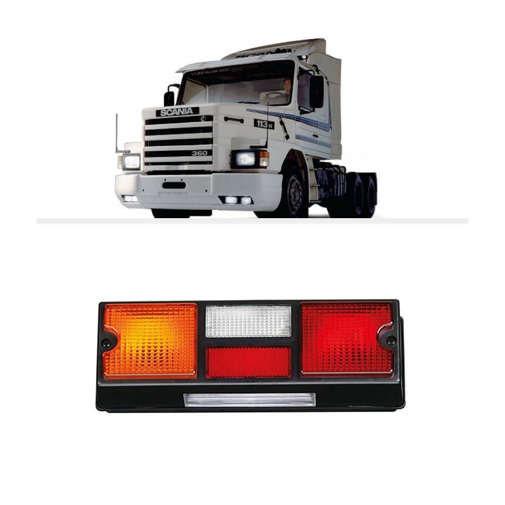 Lanterna Traseira Scania Série 113 112