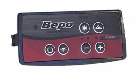 Microprocessador / Placa /Controlador Eletrônico Climatizador de Ar Bepo Revolution 12v 24v