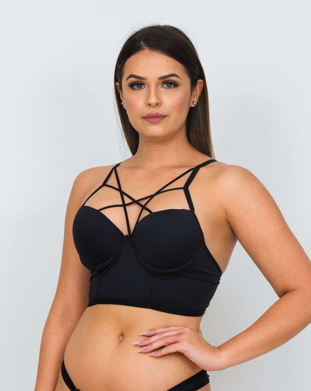 CROPPED STRAPPY (ref: 119)