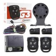 Alarme Automotivo Taramps TW20 G3 2 Controles