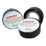 Cinoy 05 Rolos Fita Isolante Anti-chama Com 10 Metros