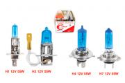 Cinoy Super Branca H3/H4/H7/HB4(9006) 12V 55W Blister