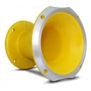 Corneta Polemar Hl14-50 Amarelo - 2 pol