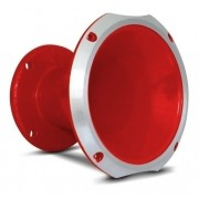 Corneta Polemar Hl14-50 Vermelho - 2 pol