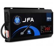 Fonte Automotiva JFA 200A 220v Monovolt Slim