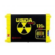 Fonte Automotiva Spark Usina Smart 120a Battery Meter Bivolt