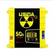 Fonte Automotiva Spark Usina Smart 50a Battery Meter Bivolt