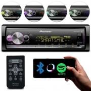 MEDIA RECEIVER PIONEER MVH-X7000BR USB AUX AM FM BLUETOOTH