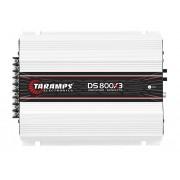 Módulo Amplificador Taramps DS 800X2 800W RMS 2 Canais 2 Ohms