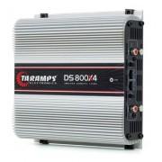Módulo Amplificador Taramps DS 800X4 800W RMS 4 Canais 2 Ohms