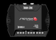 Módulo Stetsom Iron Line - IR 400.4 Canais 2 ohms