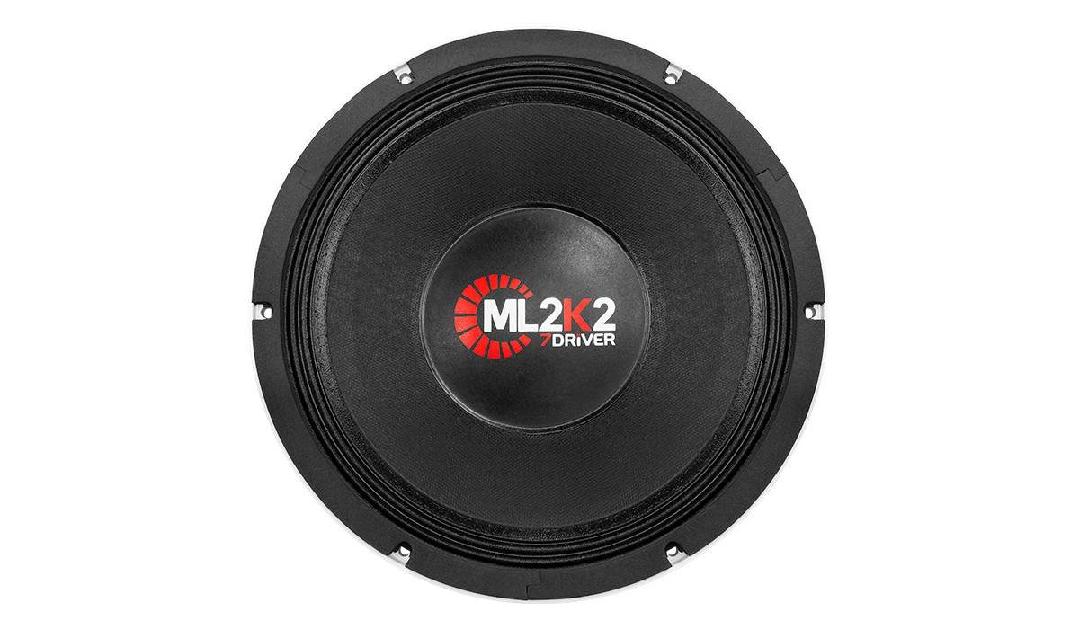 Alto Falante Woofer 7 Driver 2k2 Bass 12 pol 1100w 8 Ohms