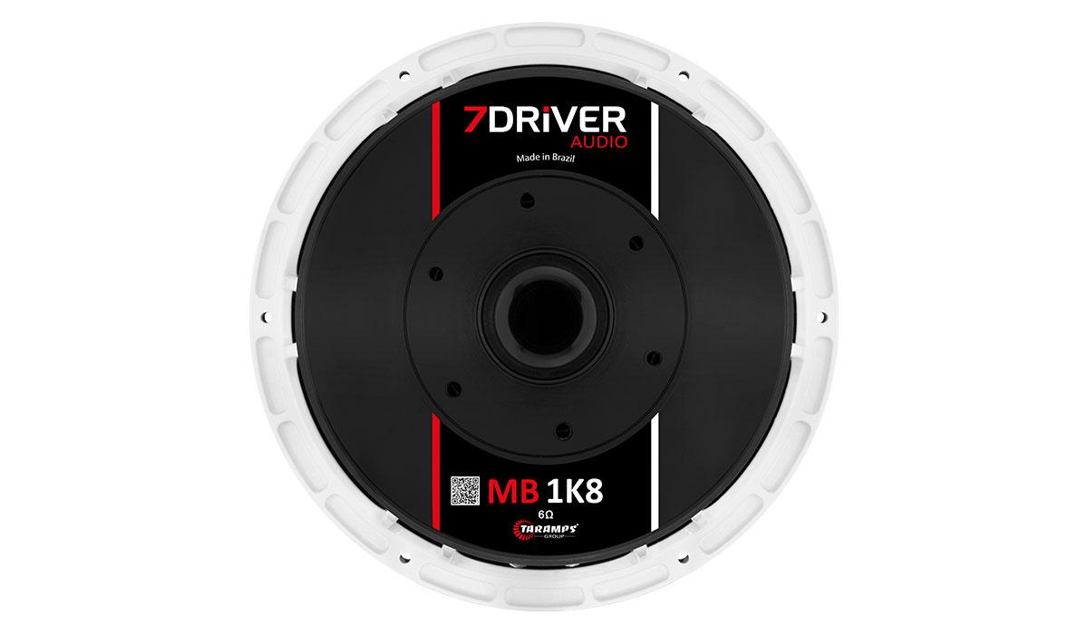 Alto Falante Woofer 7 Driver MB1k8 12Pol 6ohms