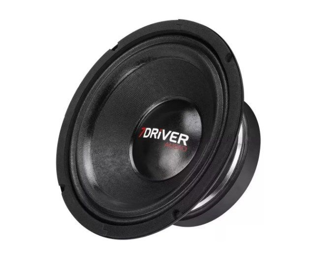 Alto Falante Woofer 7 Driver MB-400s 6 Pol 4 ou 8ohms
