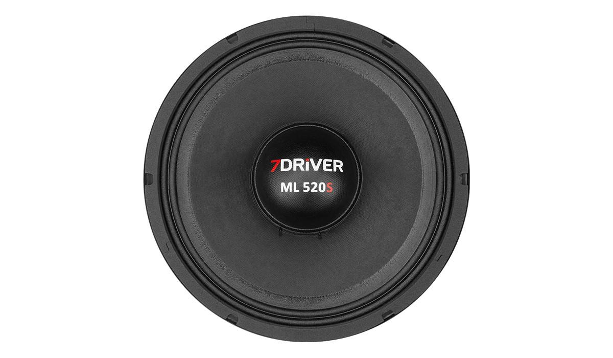 Alto Falante Woofer 7 Driver Ml 520s 10Pol