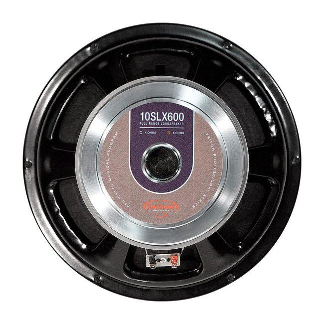 Alto Falante Woofer Triton 10SLX600 300wrms 10 pol 8 Ohms