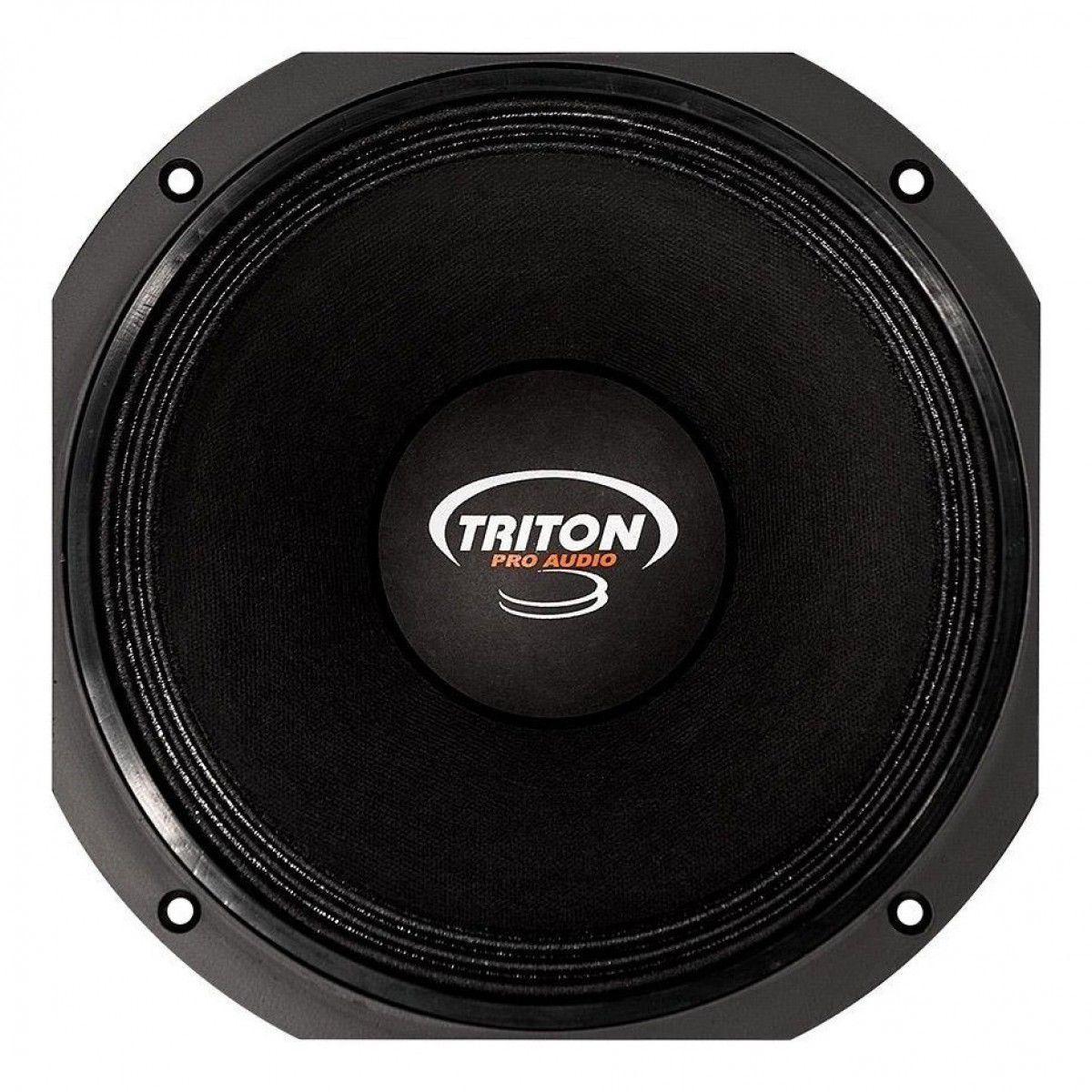 Alto Falante Woofer Triton 10XRL800 400wrms 10 pol