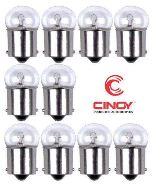 Cinoy Lâmpada Miniatura 67 12v 5w c/10 und