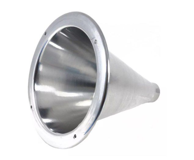 Corneta Aluminio Rosca Jarrinho - 1 pol