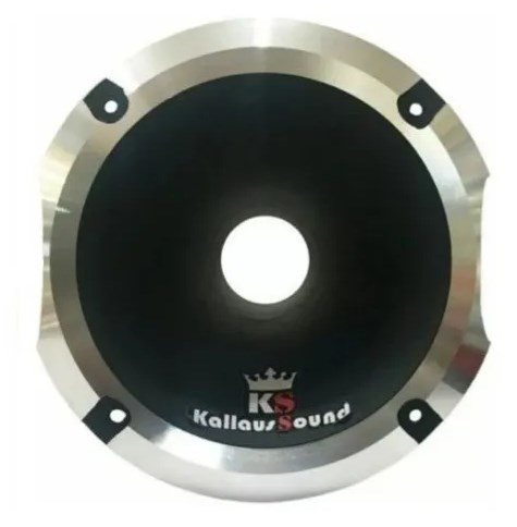 Corneta Kallaus Hl14-50 Preto - Rosca