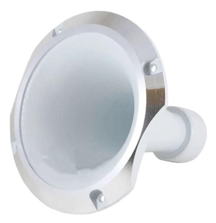 Corneta Polemar Hl11-25 Branco - 1 pol