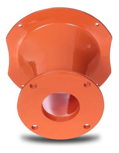 Corneta Polemar Hl14-50 Laranja - 2 pol