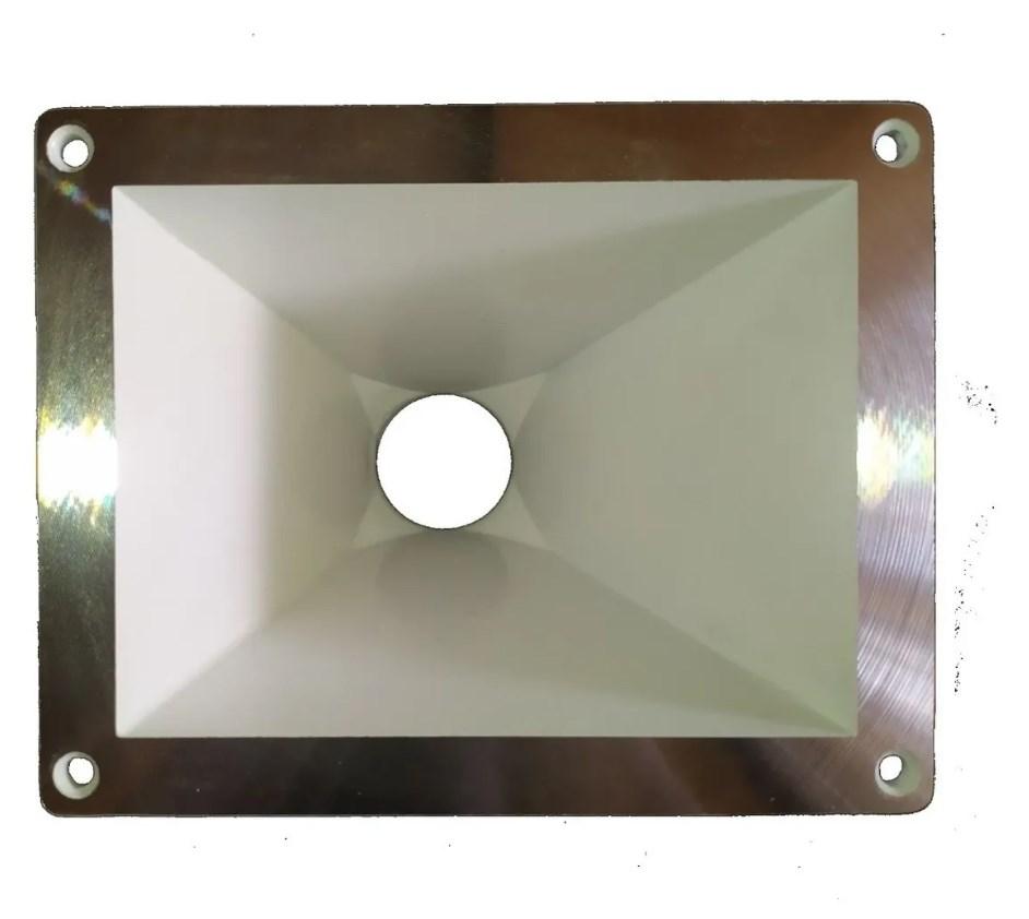 Corneta Polemar Tipo LTS Branca - 2 pol