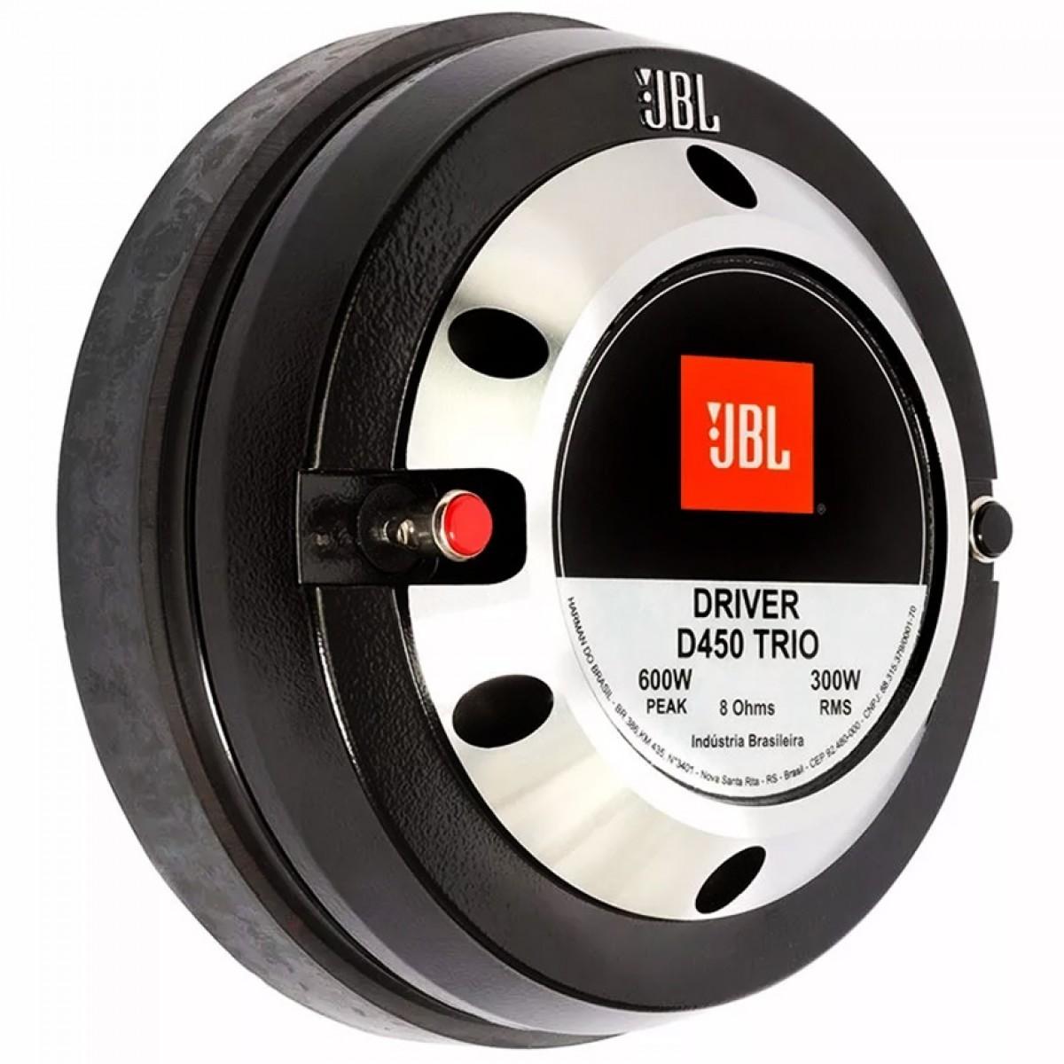 Driver JBL D450 Trio 300w 8ohms