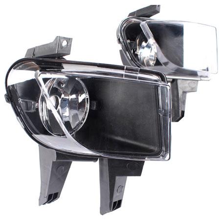 Farol Auxiliar Shocklight - Celta/Prisma 2007 > 2012 Botão Modelo Original