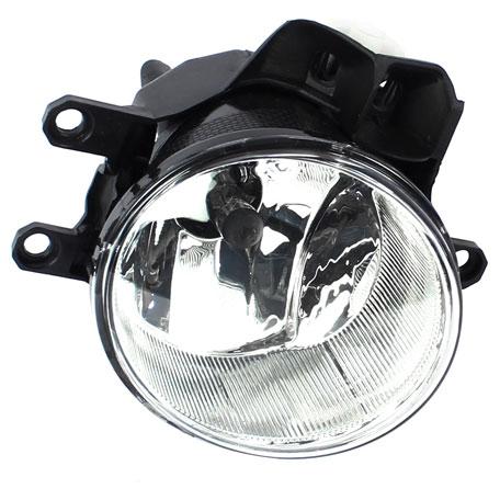 Farol Auxiliar Shocklight - Corolla 2014 > 2017 Moldura Preta Botão Modelo Original