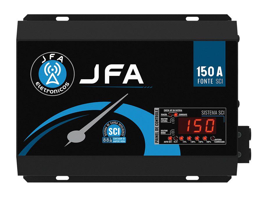 Fonte Automotiva JFA 150A Slim