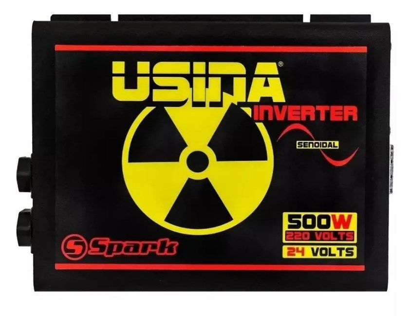 Inversor De Tensão Senoidal Usina Inverter 500W