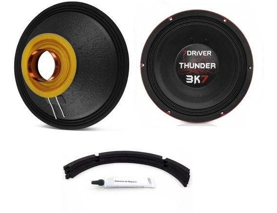 Kit Reparo 7 Driver 3k7 4 Ohm 18 Pol Original