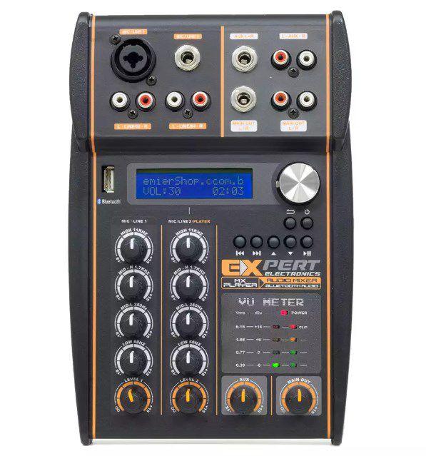 Mesa Expert Eletrônics Mx Player 12v