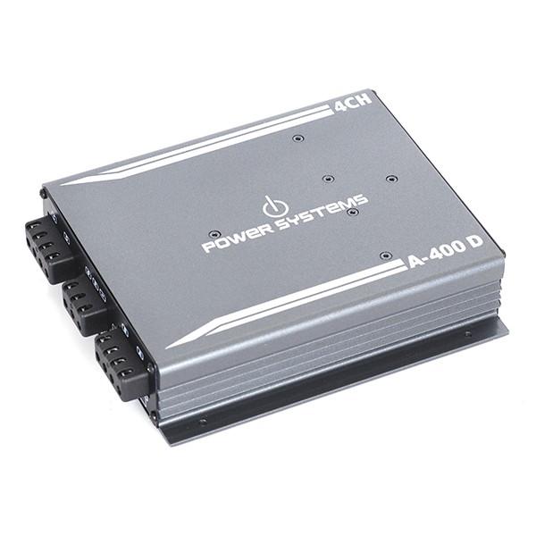 Módulo Powersystem A400D 4 Canais