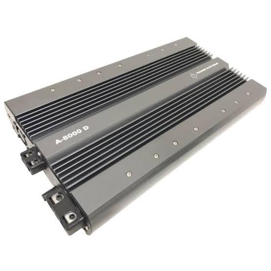 Módulo Powersystem A8000 1 Canal